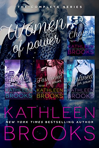 Women of Power Boxed Set: Chosen for Power - Built for Power - Fashioned for Power - Destined for Power (English Edition)