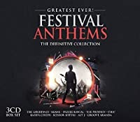 Greatest Ever Festival Anthems by Various