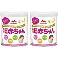【Amazon.co.jp限定】森永E赤ちゃん 大缶800g×2缶パック