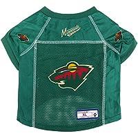 NHL ペット用ジャージ X-Large グリーン