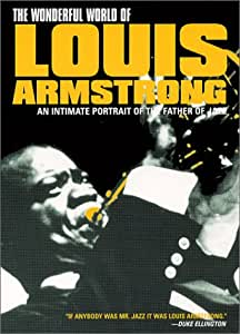 Wonderful World of Louis Armstrong [DVD] [Import]