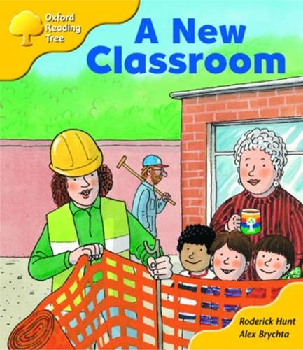 Oxford Reading Tree: Stage 5: More Storybooks B: a New Classroomの詳細を見る