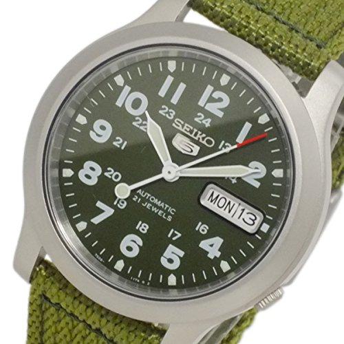 セイコー5 逆輸入モデル SEIKO5 機械式(自動巻き) SNKN29K1 [海外輸入品] メンズ 腕時計 時計
