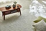洗える 水洗キルト 綿100% マルチカバー 長方形 140x200cm ( クレリア ) アイボリー