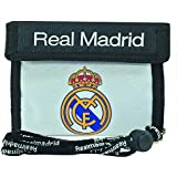 Real Madrid 横型ウォレット ブラック RM-001