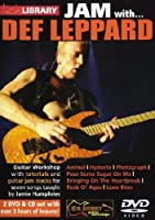 Jam With Def Leppard (2 Dvd + CD) [Import anglais]