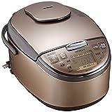 日立 圧力IHジャー炊飯器 ライトブラウン RZ-YG10M T
