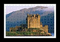 Jigsaw 1000 pieces Puzzle – Eilean Donan Castle by Lisaロフト