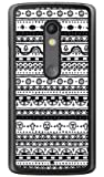 SECOND SKIN メキシカンフォーク モノクロ (クリア) / for Moto X Play XT1562/MVNOスマホ(SIMフリー端末) MMRXPY-PCCL-298-Y306 MMRXPY-PCCL-298-Y306