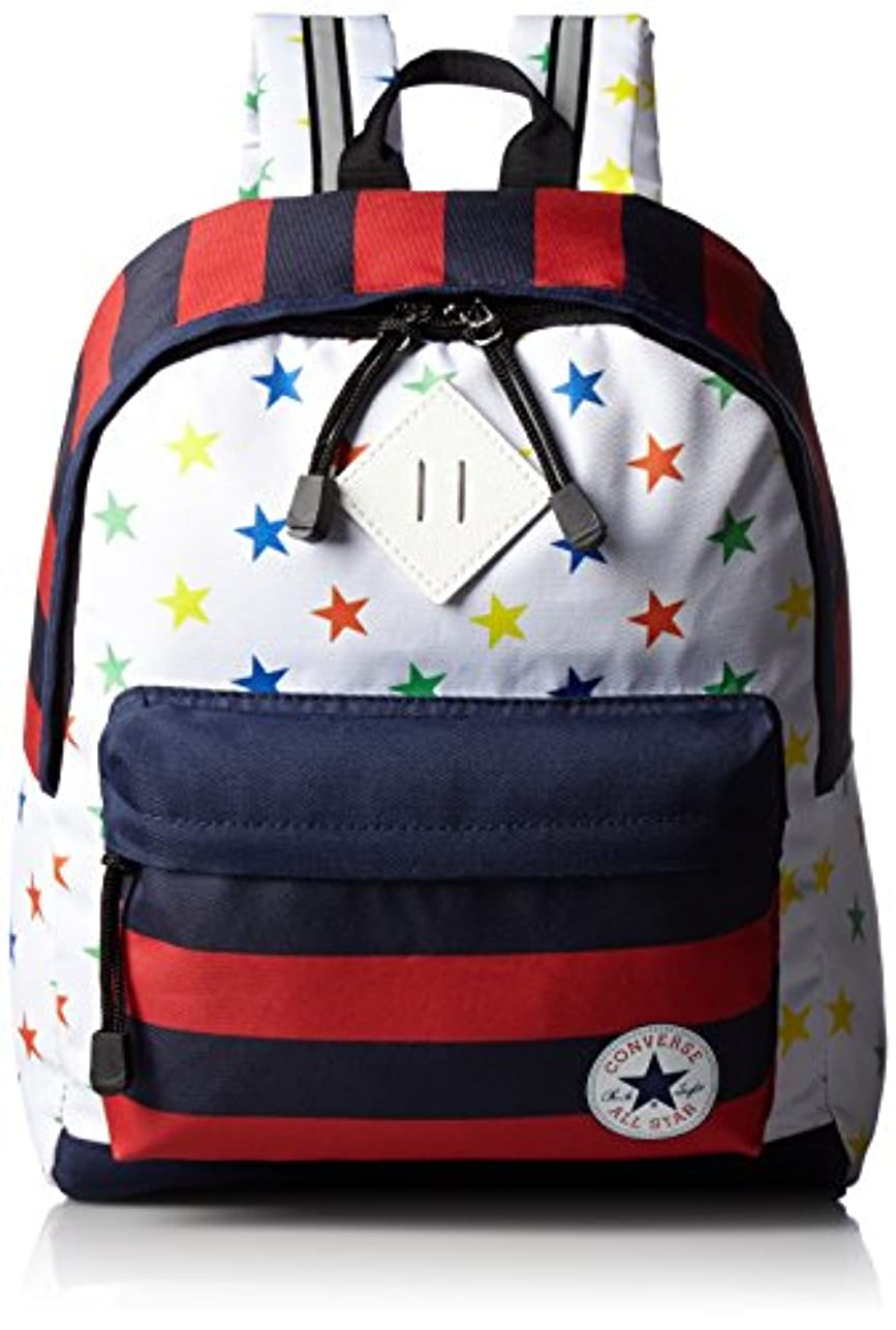 事統計パウダー[コンバース] CONVERSE KIDS USA FLAG DAYPACK