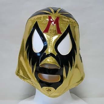 仮面貴族 ミル・マスカラス ゴールドトレード セミプロマスク