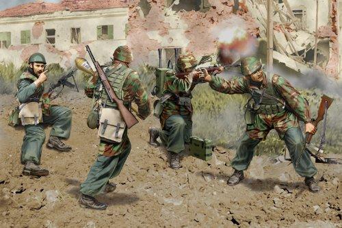 1/35 イタリア軍空挺部隊 アンツィオ1944
