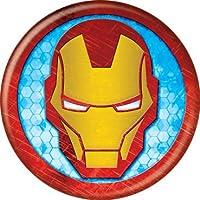 Marvel(マーベル) Iron Man(アイアンマン) Icon 缶バッジ [並行輸入品]