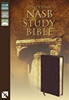 Zondervan Nasb Study Bible: Burgundy Bonded Leather