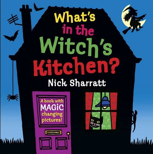 What's In The Witch's Kitchen? (Lift the Flap)の詳細を見る