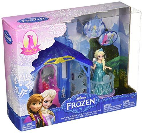 ディズニー プリンセス アナと雪の女王 かわいいおしろ エル...