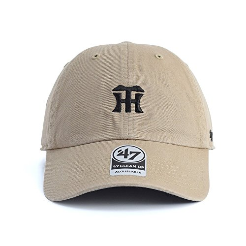 '47(フォーティーセブン) NPB Tigers Base Runner '47 CLEAN UP Khaki