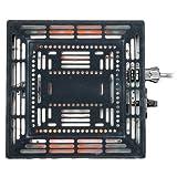 TEKNOS 消臭機能付&取付簡単 こたつ用取り換えヒーターユニット TMS-500F