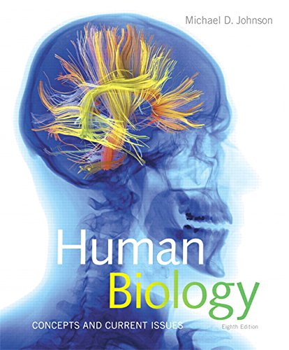 Download Human Biology: Concepts and Current Issues Plus Mastering Biology with Pearson eText -- Access Card Package (8th Edition) 0134042239