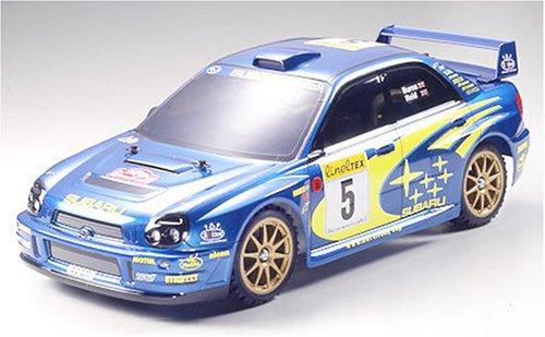 1/8 1/10 エンジンRCカーシリーズ 1/10 スバル インプレッサ WRC 2001