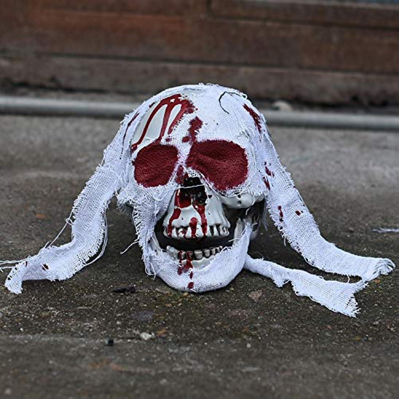 パッドチャンスベルトETRRUU HOME ホラーハロウィン小道具バーお化け屋敷シークレットルームブラッディヘッド装飾コスプレ装飾