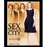 Sex and the City Season4 プティスリム [DVD]