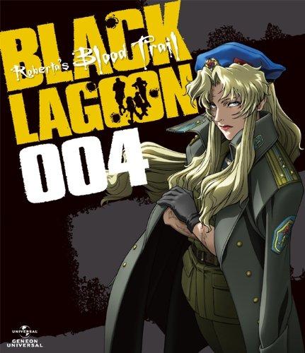 OVA BLACK LAGOON Roberta's Blood Trail 004 Blu-ray