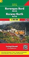 Sheet 3, Norway North/Narvik (No. 3) by Freytag-Berndt und Artaria(2005-07-01)