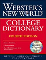 Webster's New World College Dictionary: Thumb-Indexed