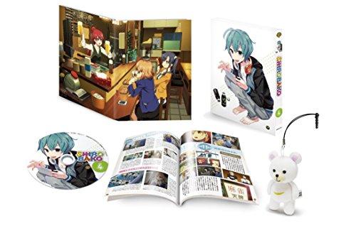 SHIROBAKO 第4巻 (初回生産限定版) [Blu-ray]の詳細を見る