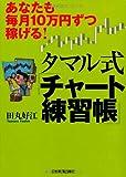 タマル式「チャート練習帳」