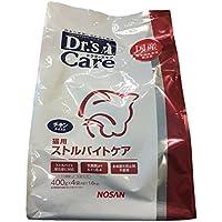 ドクターズケア (Dr's CARE) 療法食 猫用 ストルバイトケア チキンテイスト 400g×4袋