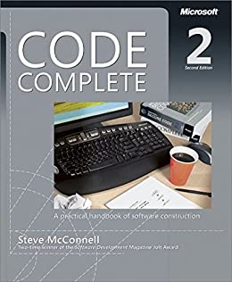 Code Complete (Developer Best Practices) by [McConnell, Steve]