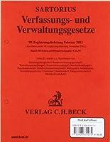 Verfassungs- und Verwaltungsgesetze 1. 99. Ergaenzungslieferung: Rechtsstand: 1. Februar 2012