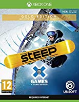 Steep: X Games - Gold Edition (Xbox One) (輸入版)