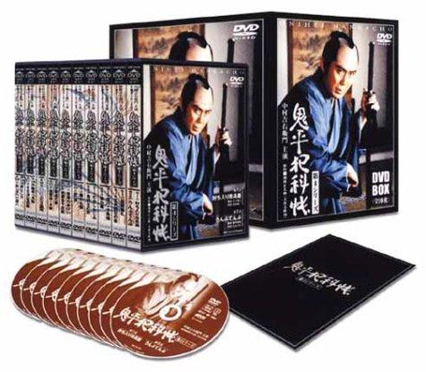 鬼平犯科帳 第4シリーズ DVD-BOX -
