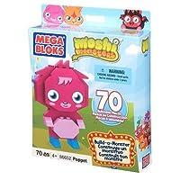 Moshi Monsters Mega Bloks Build-a-Monster Poppet [80652] [並行輸入品]