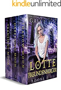 Lotte Freundenberger: Books 1-3 (English Edition)