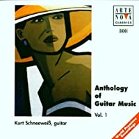 Anthology Guitar Music V.1