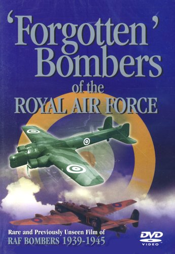 Forgotten Bombers Of The Royal Air Force [DVD]