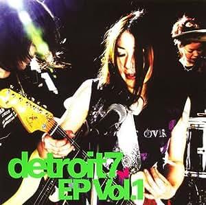 detroit7 EP(初回生産限定盤)(DVD付)
