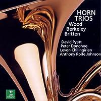 Berkerley/Britten/Wood;Horn Tr