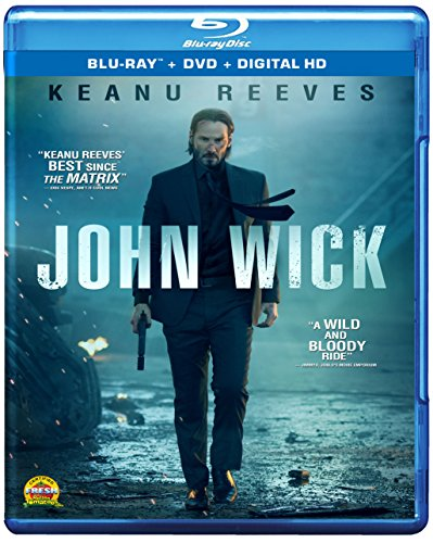 JOHN WICK 海外版[Blu-ray][Import]の詳細を見る