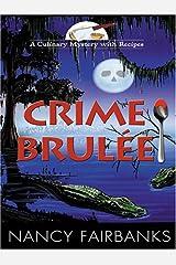 Crime Brulée Paperback