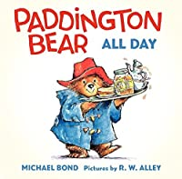 Paddington Bear All Day Board Book by Michael Bond(2014-07-22)