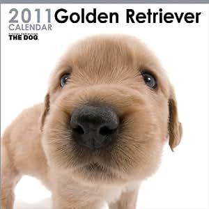 THE DOG ゴールデン・レトリーバー  2011年カレンダー
