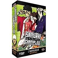 サムライチャンプルー DVD-BOX (660分) アニメ
