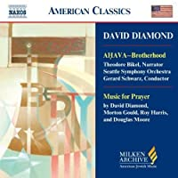 Diamond - Ahava / Music for Prayer (Milken Archive of American Jewish Music) (2006-08-01)