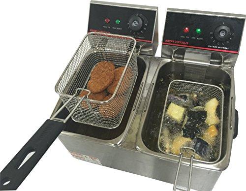 業務用電気フライヤー、卓上電気フライヤーFL-DS6W