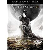 Sid Meier's Civilization VI: Platinum Edition【PC版】Steamコード 日本語対応 有効化マニュアル付き(コードのみ)シヴィライゼーション6